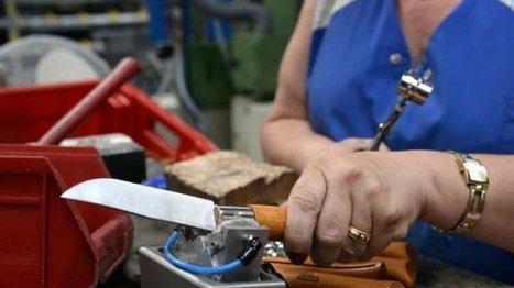 Opinel, le couteau fétiche des Savoyards, se diversifie   Innovation bois   Scoop.it