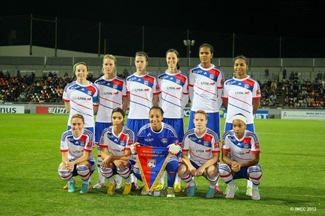 Le Sport au féminin: Lyon au sommet du Monde | Veille sport féminin | Scoop.it