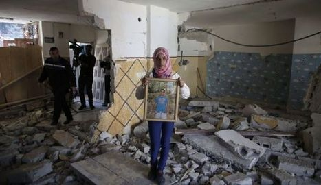 Human Rights Watch calls on Israel to stop demolition of terrorist homes - Diplomacy and Defense | Demolition + Blight | Scoop.it
