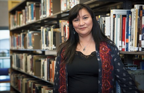Renae Morriseau shares First Nations narratives as library's aboriginal storyteller | AboriginalLinks LiensAutochtones | Scoop.it