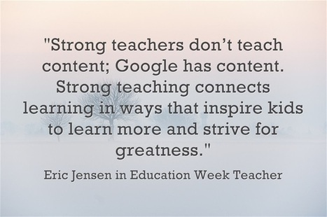 Teaching Content in a Google World | BYOD resources | Scoop.it