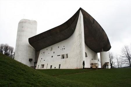 Le Corbusier's Ronchamp, VANDALIZED!   The Architecture of the City   Scoop.it
