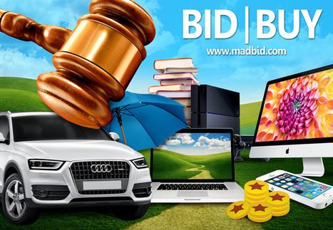 MadBid vs eBid: New Era of Online Auctions MadBid News   MadBid   Scoop.it