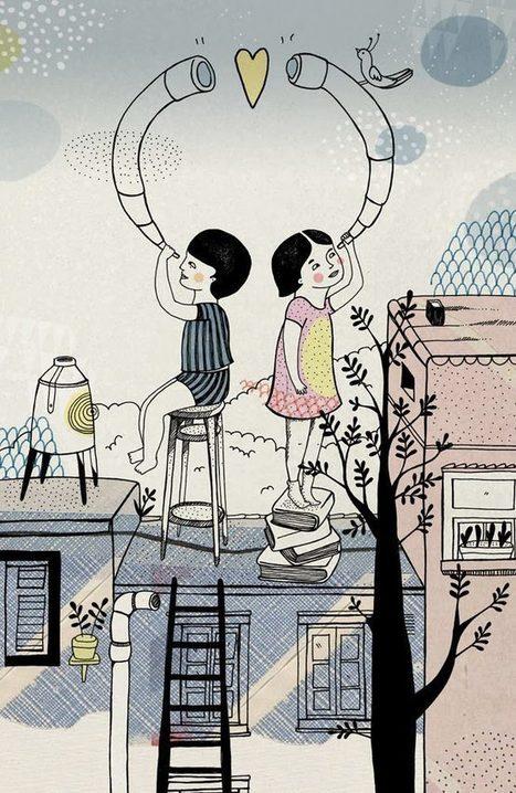 15 ilustradoras argentinas que debes conocer | El Mundo del Diseño Gráfico | Scoop.it