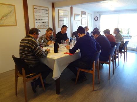 OENOLOGIE - Journée d'Initiation à la Dégustation avec VINO PASSION à Moidieu.   oenologie en pays viennois   Scoop.it