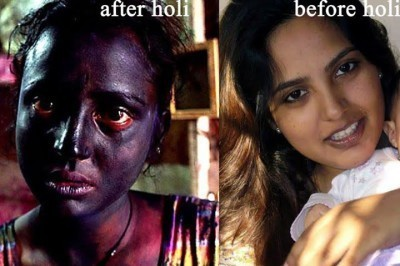 Scary Holi Images and Pictures - Enjoy the Collection ;) | Holi Festival in India | Scoop.it