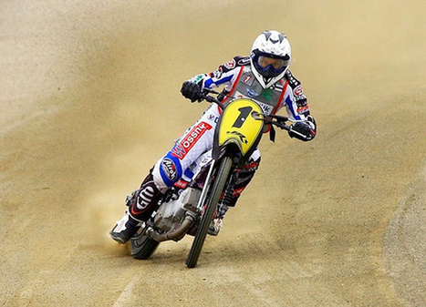 Dirt Track: Four-time Longtrack World Champion Confirmed for 2016 Troy ... - Fullnoise | California Flat Track Association (CFTA) | Scoop.it