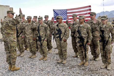 Obama to delay troops withdrawal from Afghanistan | The Heralding | American Politics | Scoop.it