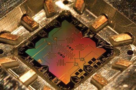 Revealed: Google's plan for quantum computer supremacy | Systems Theory | Scoop.it