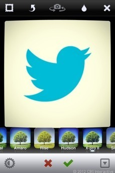 hReport: Twitter taking on Instagram with its own photo filters - CNET | ICT in one week | Scoop.it
