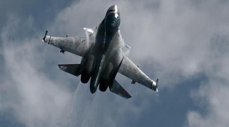 Russian Air Force hit 10 ISIS targets in Syria in last 24 hours – Defense Ministry (VIDEOS)   Saif al Islam   Scoop.it