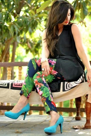 Latest Summer Dresses Collection 2013 For Women By Andaaz | Five Star Textile Latest Black & White Dresses Collection 2013 | Scoop.it