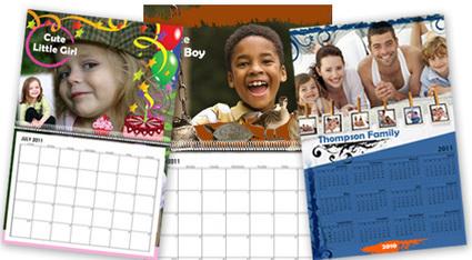 Best Custom Photo Calendar Printing | create photo book | Scoop.it
