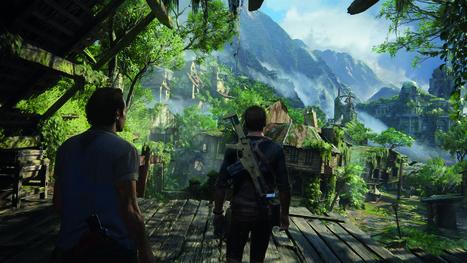 Uncharted 4, le jeu vidéo qui relève du chef d'œuvre | Actu | Scoop.it