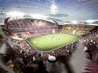 """Qatar's Green Plan for a 2022 World Cup Stadium: Is It Really as ... 