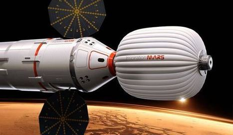 How a Two-Person Trip to Mars Will Work   Space matters   Scoop.it
