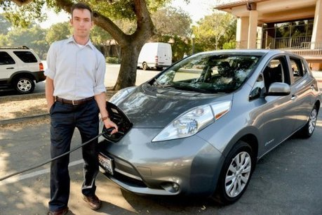 Battery cars a better choice for reducing emissions than fuel cells   Alternative Powertrain News   Scoop.it