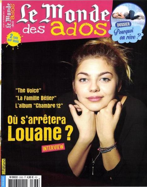 Le Monde des Ados | Revue de Presse ! | Scoop.it