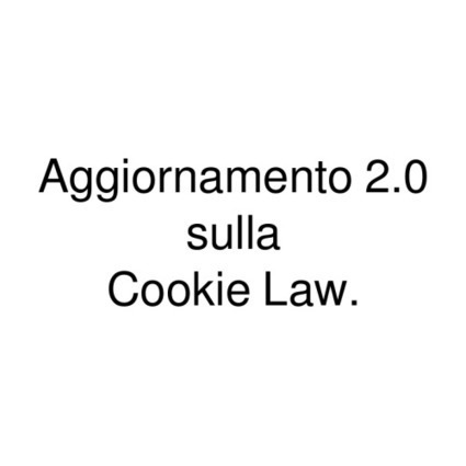Aggiornamento 2.0 sulla Cookie Law: Alcune novità per tutti i siti e un pò di chiarezza(forse) su Wordpress.com | Social Media Consultant 2012 | Scoop.it