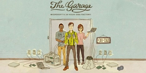 New Microsoft Garage site invites public to test a wide range of app ideas | I work on the Interwebs | Scoop.it