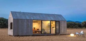 Ces mini-maisons à installer au fond du jardin | Immobilier | Scoop.it