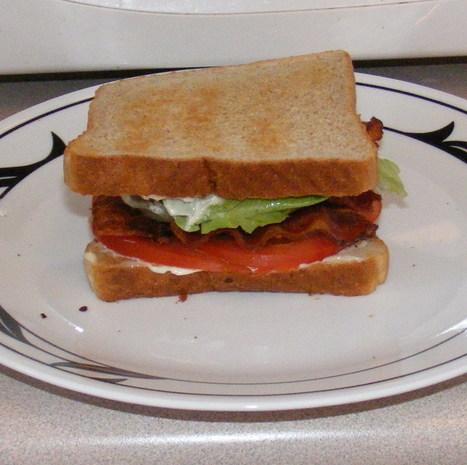 BLT Sandwich | Recipes That Rock | Scoop.it