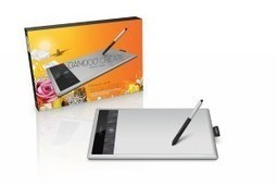 Wacom Bamboo Create Pen And Touch Tablet cth670   Graphics tablet   Scoop.it