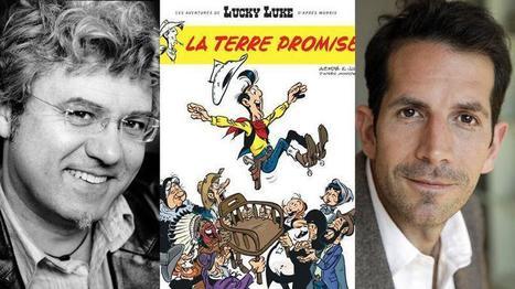 Lucky Luke : les cinq meilleurs gags dégainés dans La Terre Promise | L'actu country pour les pottoks | Scoop.it