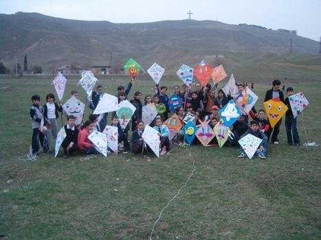 Fly a Kite as a World Project | Social Networking in Education | Scoop.it