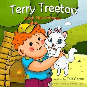 Pebble In The Still Waters: Book Review: Terry Treetop Finds New Friends @tbcarmi Fabulous Cover and Story | Project Management and Quality Assurance | Scoop.it