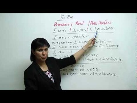 """Basic English Grammar – Using """"to be"""" to describe your life 