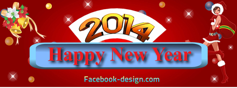 Good by 2013: Happy New Year 2014 | Facebook Covers | facebook design | Scoop.it
