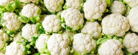Cauliflower Benefits and Recipes | Fitlife.TV | Rediscovering Wellness | Scoop.it