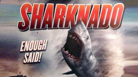 Sharknado Preparedness | Why the Second Screen Matters | Scoop.it