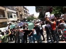 Tuesday: Downfall: #Syria video shows revolutionaries storming liberated Baath Party security office in Aleppo suburb | News from Syria | Scoop.it