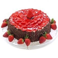 500 gms Choco-Strawberry Round Cake | Trendy Dresses | Scoop.it