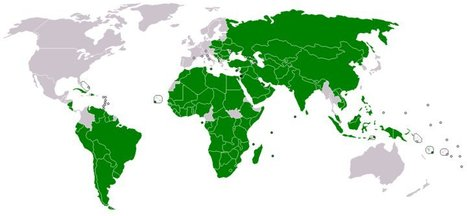 Countries that will support Palestine's UN bid for statehood | AP Human Geography Education | Scoop.it