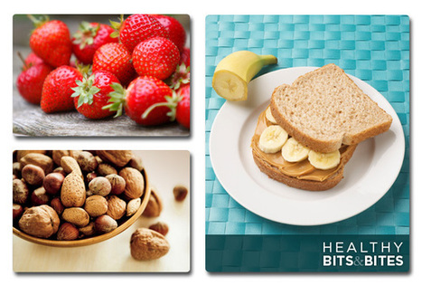 Healthy, Summer Nut & Fruit Sandwiches Keep Picky Eaters Satisfied | The Smile Generation [official blog] | Raising Children | Scoop.it
