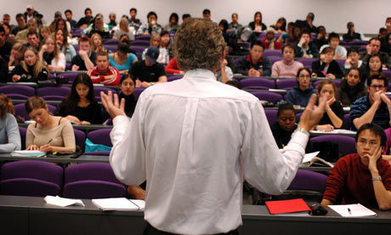 In praise of the university lecture and its place in academic scholarship | The Role of the Lecture in Higher Education | Scoop.it