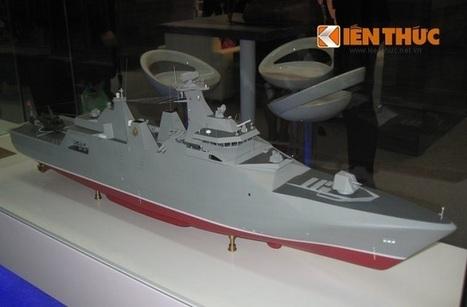 Le design des futures corvettes Damen SIGMA 9814 pour la Marine vietnamienne dévoilé | Conflicts Analysis Theory | Scoop.it