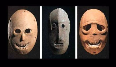 ISRAEL : World's oldest masks come home to Jerusalem | World Neolithic | Scoop.it