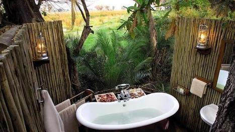 Diez bañeras de hotel con vistas increíbles | viajes de negocios | Scoop.it