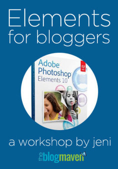 Photoshop Elements for Bloggers: a Video Workshop | Computers and You Class | Scoop.it