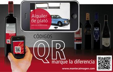 Blog Manteca Imagen » Creamos tu código QR, la nueva moda en ... | VIM | Scoop.it