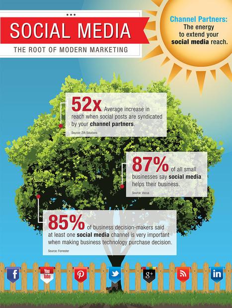 12 Incredible Social Media Marketing Statistics   Technology Blog 2014   Scoop.it