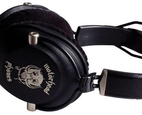 Motörheadphones Motorizer : un casque qui a le Mojo | rap français | Scoop.it