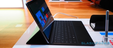 The Huawei MateBook is Windows 10's iPad Pro killer: Hands-on   Tablets POS Retail Self-Service   Scoop.it