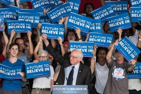 Bernie's Rage Against the Machine   Everything You Need to Know           Re: Bernie Sanders   Scoop.it