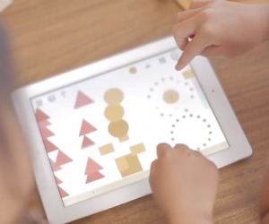 Visua Musio: A lovely iPad app that lets kids make experimental songs with shapes | Creativity as changing tool | Scoop.it