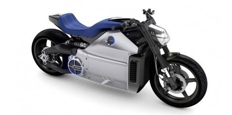 Voxan Wattman : la moto électrique la plus puissante au monde | Univers moto | Scoop.it